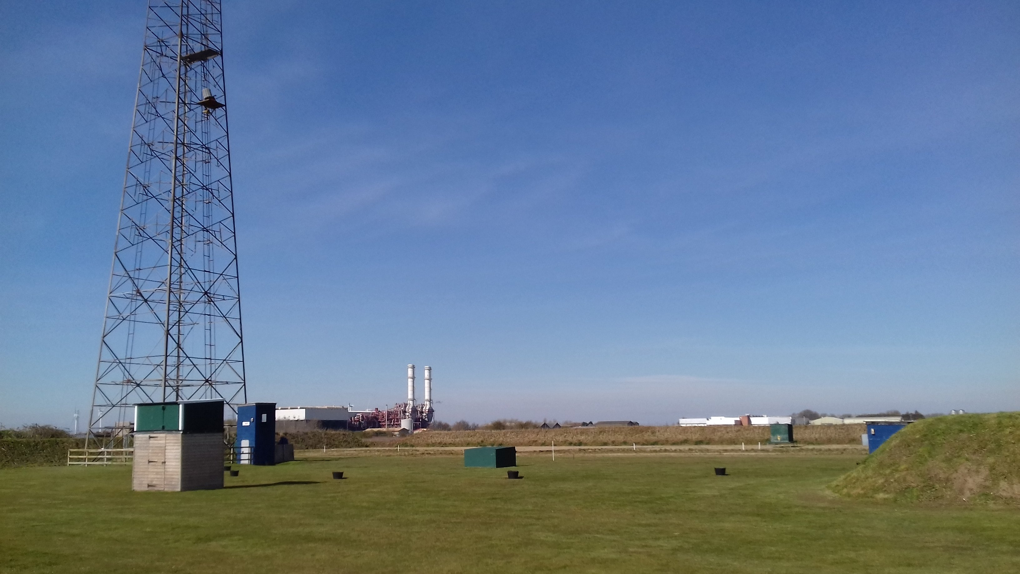 DTL 2, SKEET-OSK 1 &140ft TOWER
